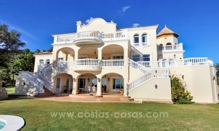 Beautiful classic style villa for sale in the Marbella Club Golf Resort 0