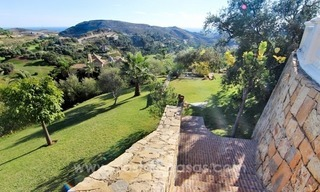Beautiful classic style villa for sale in the Marbella Club Golf Resort 6
