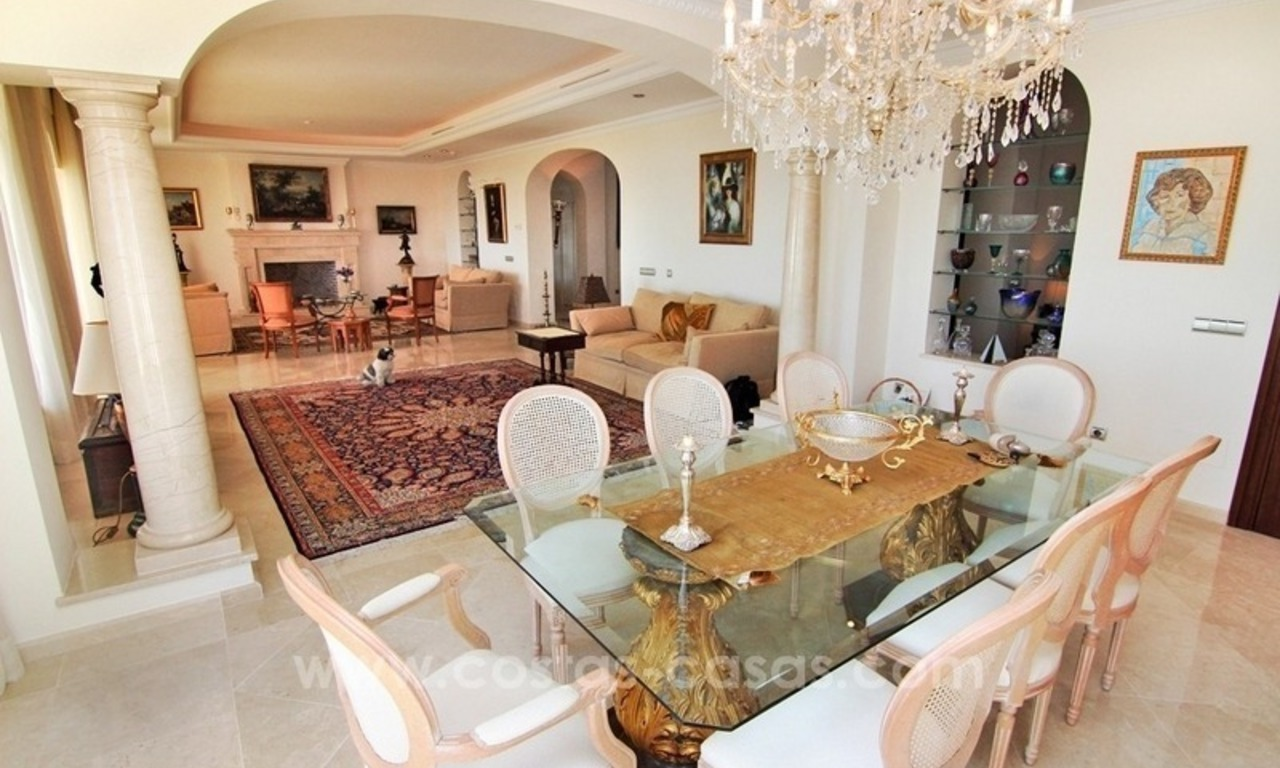 Beautiful classic style villa for sale in the Marbella Club Golf Resort 10
