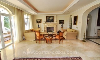 Beautiful classic style villa for sale in the Marbella Club Golf Resort 11