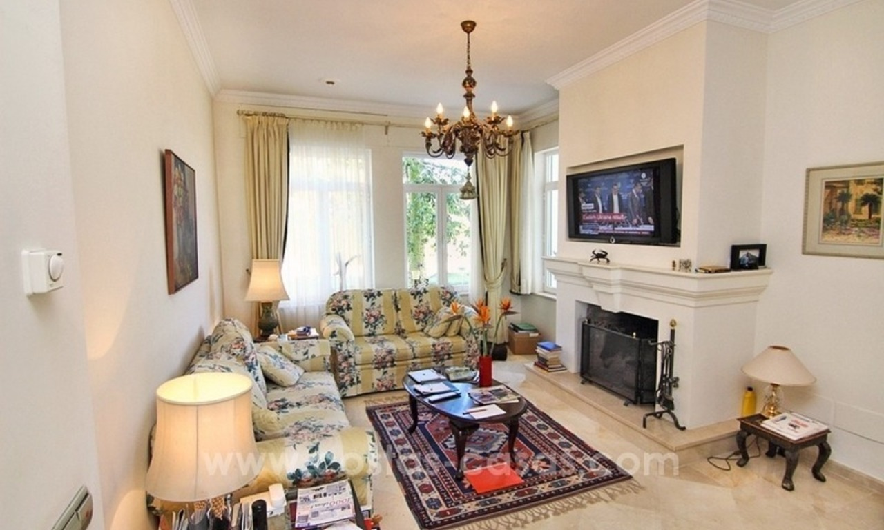 Beautiful classic style villa for sale in the Marbella Club Golf Resort 12