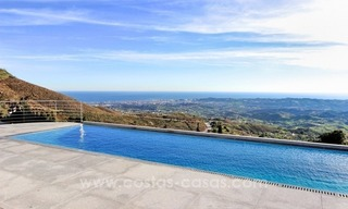 Very nice newly built and contemporary villa for sale in Mijas 2