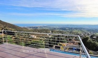 Very nice newly built and contemporary villa for sale in Mijas 4