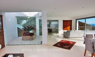 Very nice newly built and contemporary villa for sale in Mijas 9