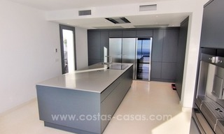 Very nice newly built and contemporary villa for sale in Mijas 11