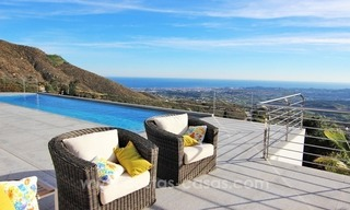 Very nice newly built and contemporary villa for sale in Mijas 5