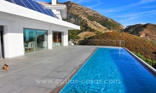 Very nice newly built and contemporary villa for sale in Mijas 6