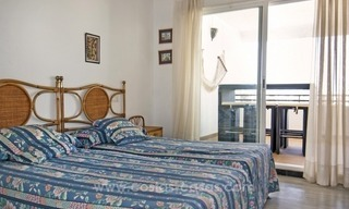 Perfect location!! Beachside apartment for sale in Puerto Banús 6