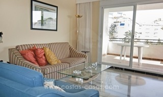 Dream location!! Apartment for sale a few meters from the sea in Puerto Banús 4