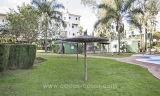 Dream location!! Apartment for sale a few meters from the sea in Puerto Banús 11