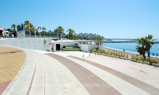 Dream location!! Apartment for sale a few meters from the sea in Puerto Banús 15