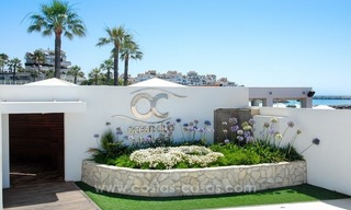 Dream location!! Apartment for sale a few meters from the sea in Puerto Banús 16