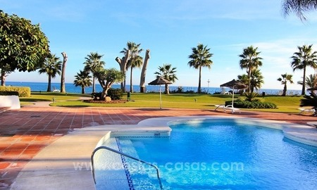 Spacious Beachfront Penthouse for Sale on the New Golden Mile, Estepona