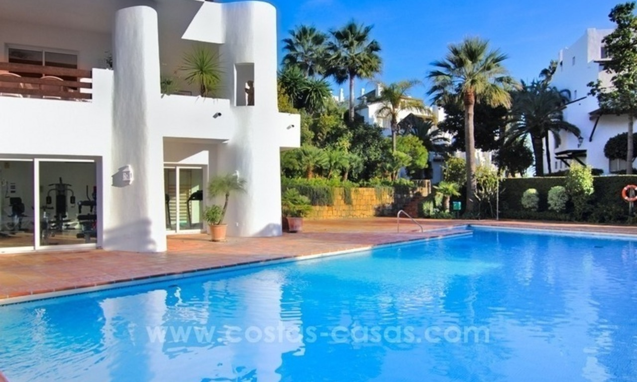 Spacious Beachfront Penthouse for Sale on the New Golden Mile, Estepona 4