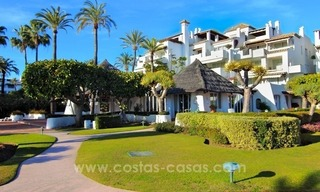 Spacious Beachfront Penthouse for Sale on the New Golden Mile, Estepona 6