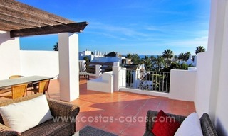 Spacious Beachfront Penthouse for Sale on the New Golden Mile, Estepona 8