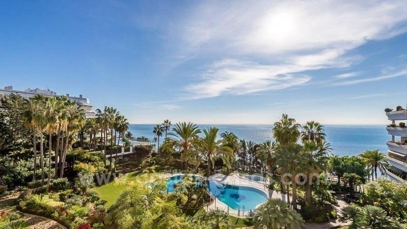 Gran Marbella For Sale: Large Luxury Apartment, Beachfront Marbella Centre