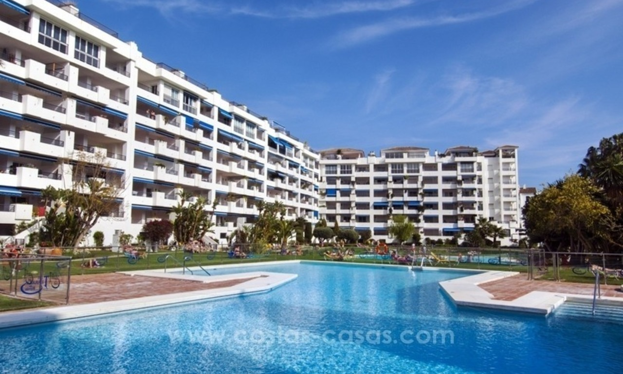 Apartment for sale in the center of Puerto Banus – Marbella 12