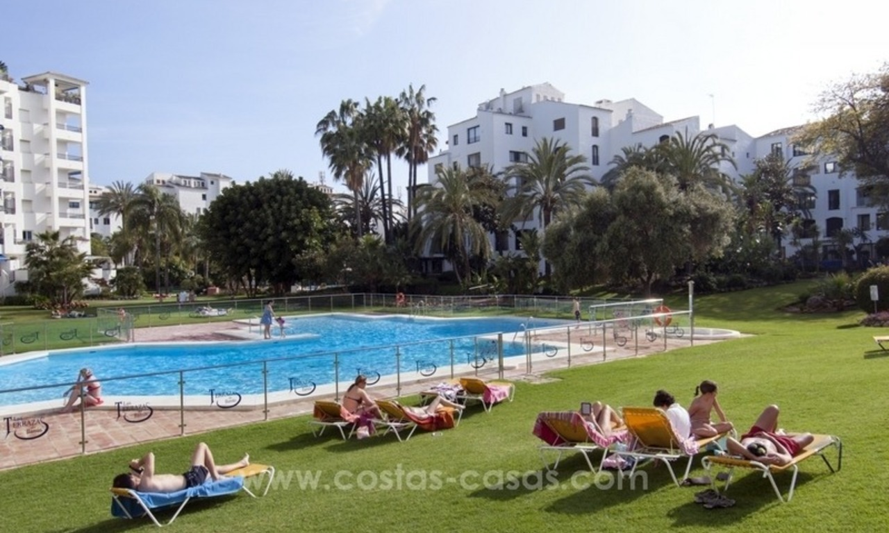 Apartment for sale in the center of Puerto Banus – Marbella 13