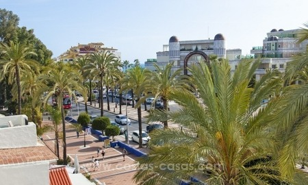 Apartment for sale in the center of Puerto Banus – Marbella