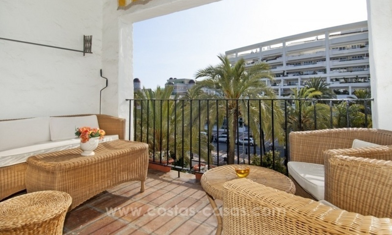 Apartment for sale in the center of Puerto Banus – Marbella 2