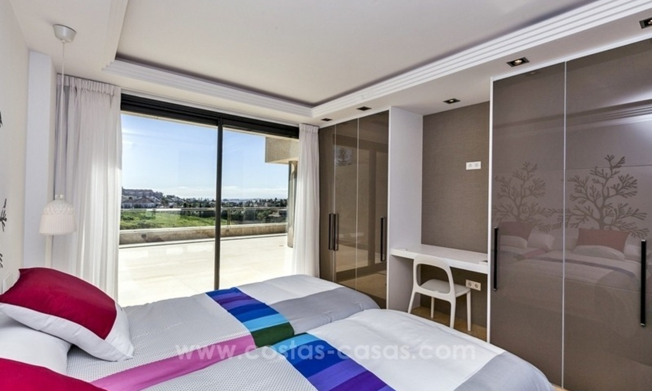 Modern new luxury apartment for sale in Nueva Andalucia – Marbella 9