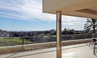 Modern new luxury apartment for sale in Nueva Andalucia – Marbella 1
