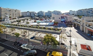 Modern apartment for sale in the heart of Puerto Banús 0