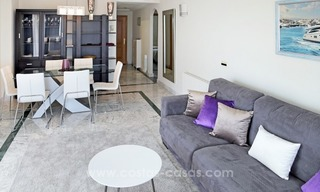 Modern apartment for sale in the heart of Puerto Banús 17