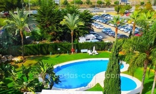 Modern apartment for sale in the heart of Puerto Banús 12
