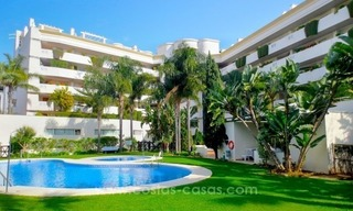 Modern apartment for sale in the heart of Puerto Banús 14