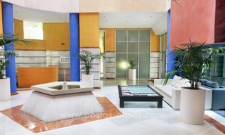 Modern apartment for sale in the heart of Puerto Banús 15