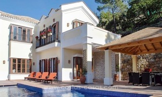 Luxury villa for sale in El Madroñal, Benahavis - Marbella 3