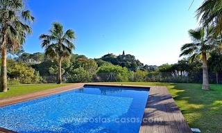 Bargain! Modern villa for sale in Elviria, Marbella east 3