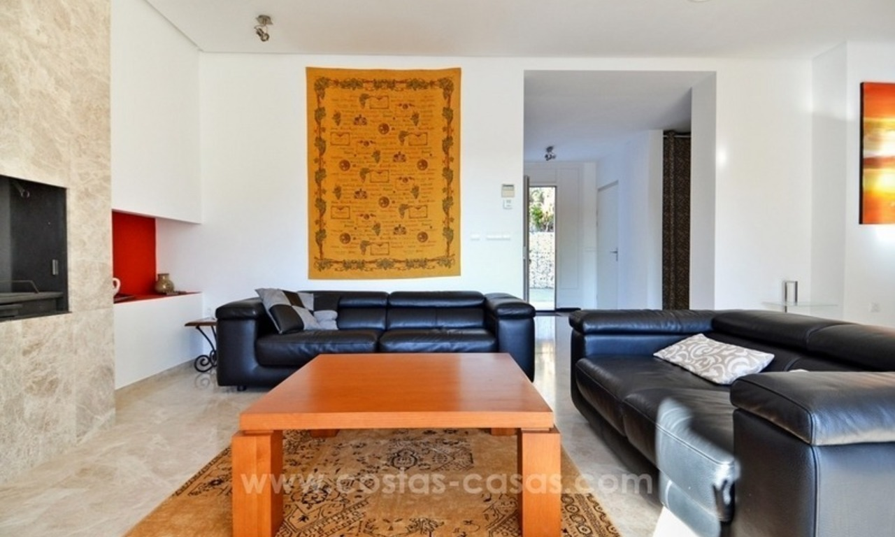 Bargain! Modern villa for sale in Elviria, Marbella east 23