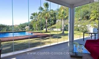 Bargain! Modern villa for sale in Elviria, Marbella east 18