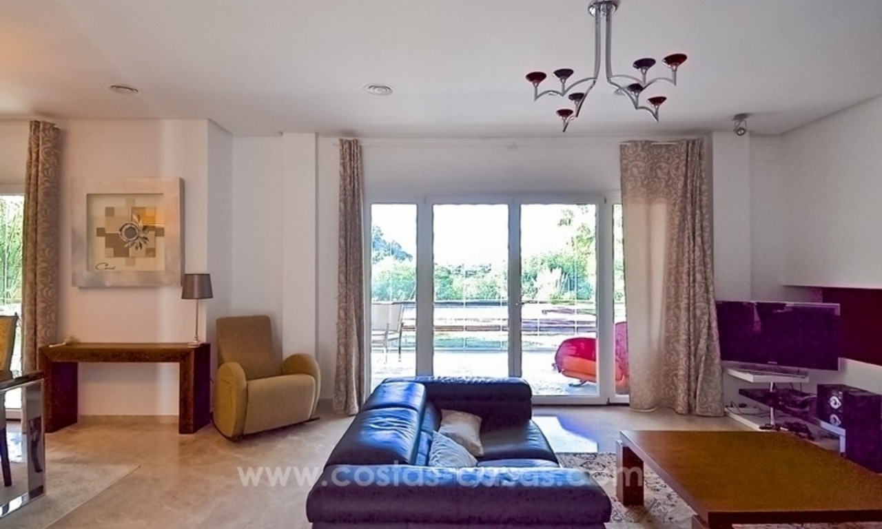 Bargain! Modern villa for sale in Elviria, Marbella east 20