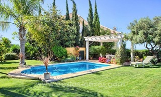 Villa for sale in Marbella East with beautiful panoramic sea view 2