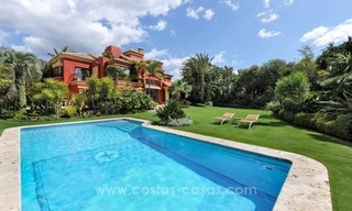 Luxury villa for sale on the Golden Mile, Marbella 0
