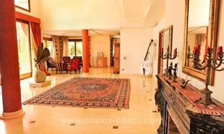Luxury villa for sale on the Golden Mile, Marbella 4