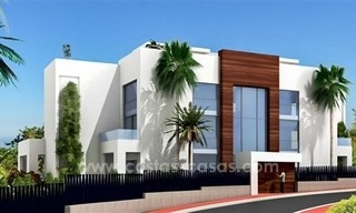Luxury New Modern Apartments for Sale, Golden Mile, Marbella 2
