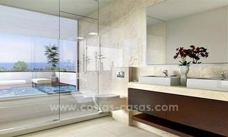 Luxury New Modern Apartments for Sale, Golden Mile, Marbella 6