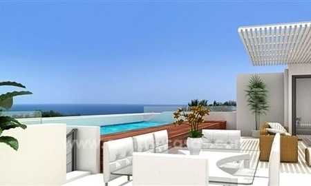Luxury New Modern Apartments for Sale, Golden Mile, Marbella 3