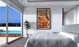 Luxury New Modern Apartments for Sale, Golden Mile, Marbella 7
