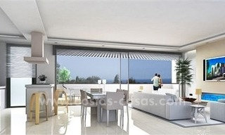 Luxury New Modern Apartments for Sale, Golden Mile, Marbella 5