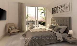 New modern luxury apartments for sale in the East of Marbella 4