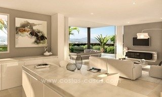 New modern luxury apartments for sale in the East of Marbella 2
