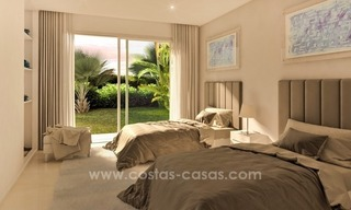 New modern luxury apartments for sale in the East of Marbella 7