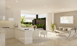 New modern luxury apartments for sale in the East of Marbella 1