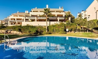 Luxury penthouse apartment for sale in Nueva Andalucia – Marbella 1